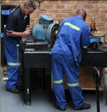 Our factory-trained technicians are equiped to deliver routine maintenance and support